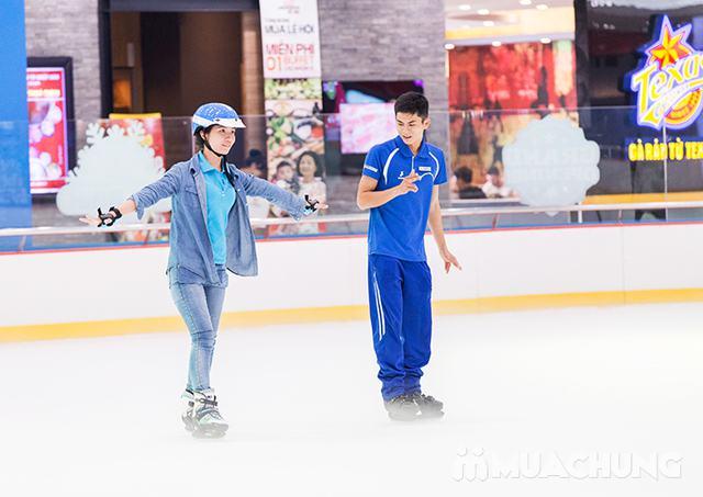 Vé trượt băng người lớn tại sân trượt Vincom - 5