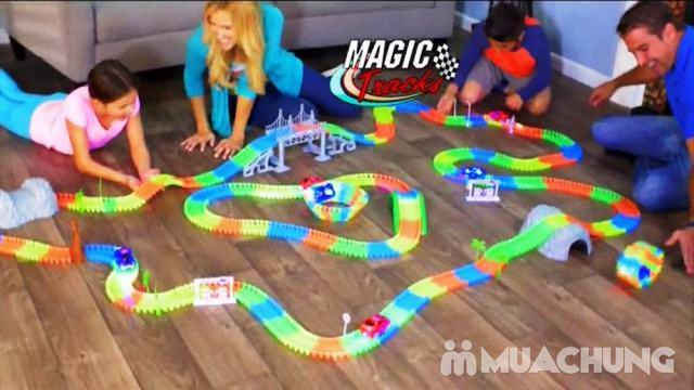 Bộ lắp ghép đường đua ô tô Magic Tracks 165pcs - 4