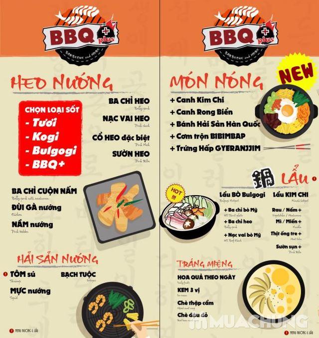 Buffet nướng lẩu NH BBQ Plus Times City tặng pepsi - 2