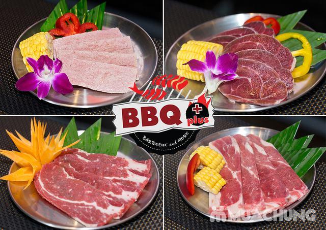 Buffet nướng lẩu NH BBQ Plus Times City tặng pepsi - 25