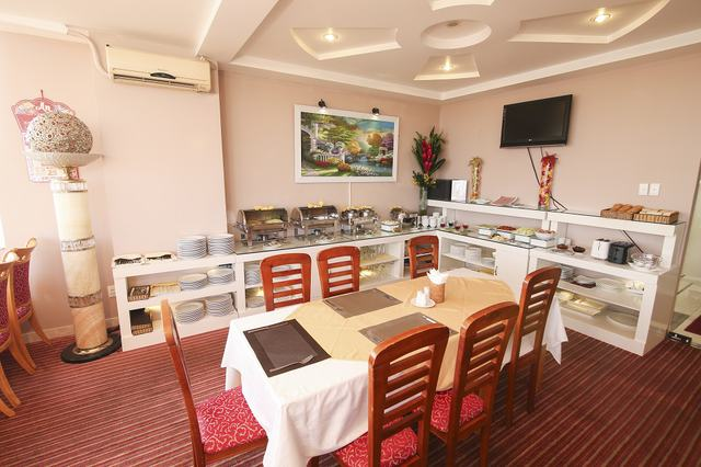 Lafelix Hotel 3 sao Sài Gòn - Cạnh công viên 23/09, Trung tâm Q.1 - 7