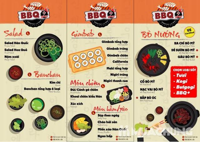 Buffet nướng lẩu NH BBQ Plus Times City tặng pepsi - 1