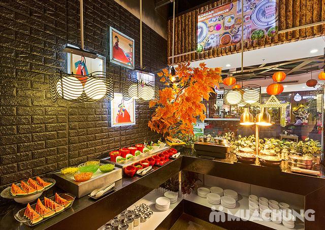Buffet nướng lẩu NH BBQ Plus Times City tặng pepsi - 3