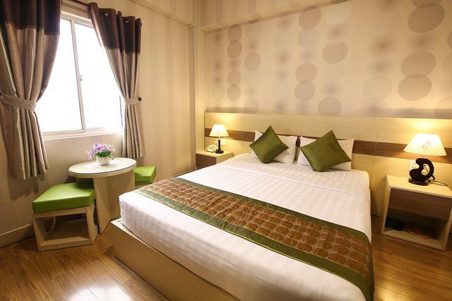 Lafelix Hotel 3 sao Sài Gòn - Cạnh công viên 23/09, Trung tâm Q.1 - 4