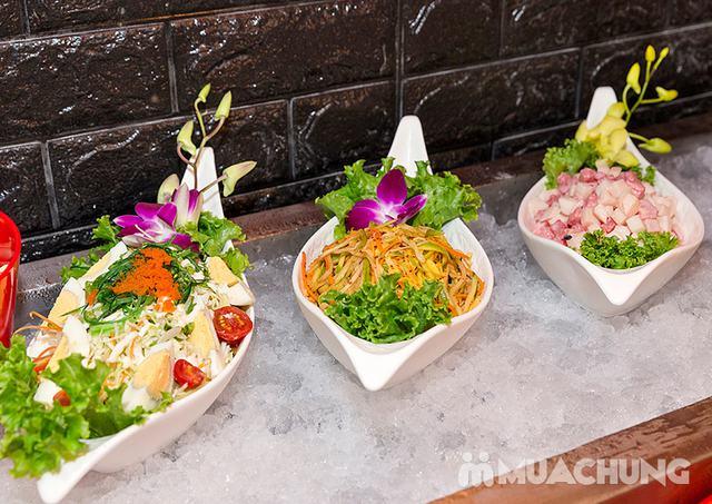 Buffet nướng lẩu NH BBQ Plus Times City tặng pepsi - 7