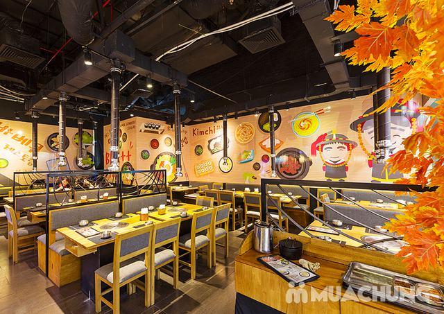 Buffet nướng lẩu NH BBQ Plus Times City tặng pepsi - 5
