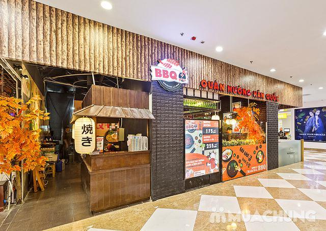 Buffet nướng lẩu NH BBQ Plus Times City tặng pepsi - 6