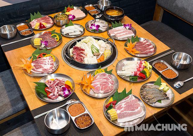 Buffet nướng lẩu NH BBQ Plus Times City tặng pepsi - 18