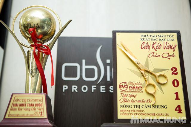 1 trong 10 dịch vụ làm tóc Tặng phủ bóng tóc tại Nhung Tresses Hair Salon - 8