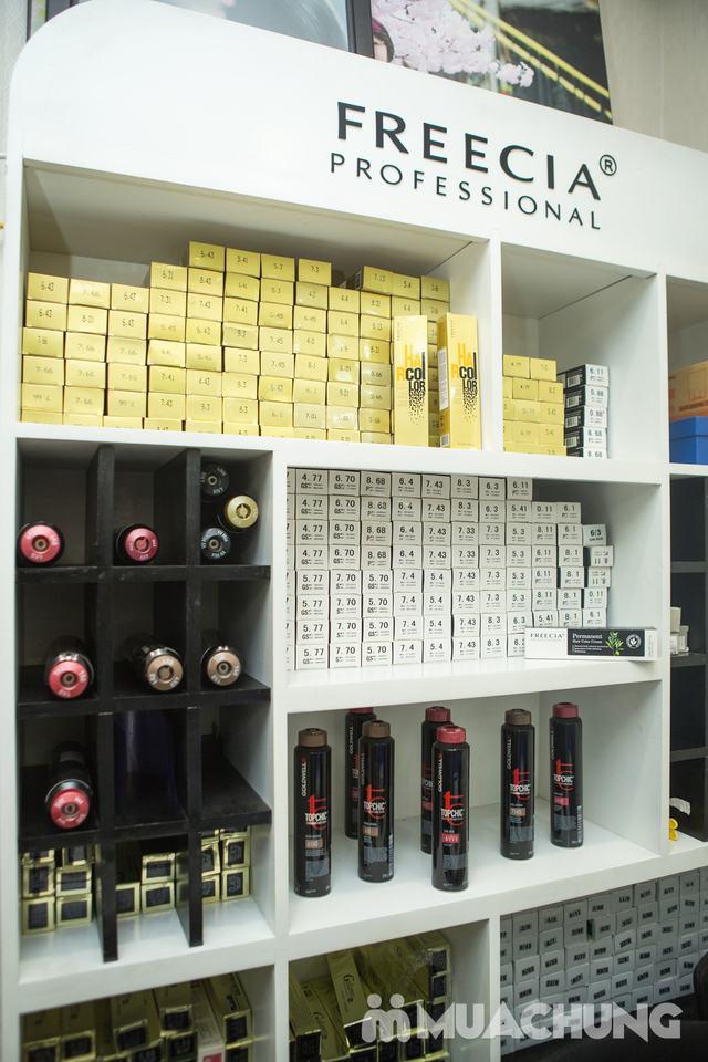 1 trong 10 dịch vụ làm tóc Tặng phủ bóng tóc tại Nhung Tresses Hair Salon - 4