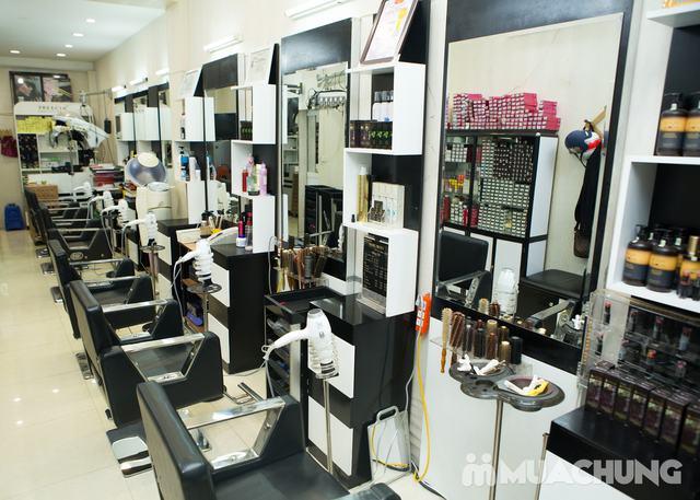 1 trong 10 dịch vụ làm tóc Tặng phủ bóng tóc tại Nhung Tresses Hair Salon - 5