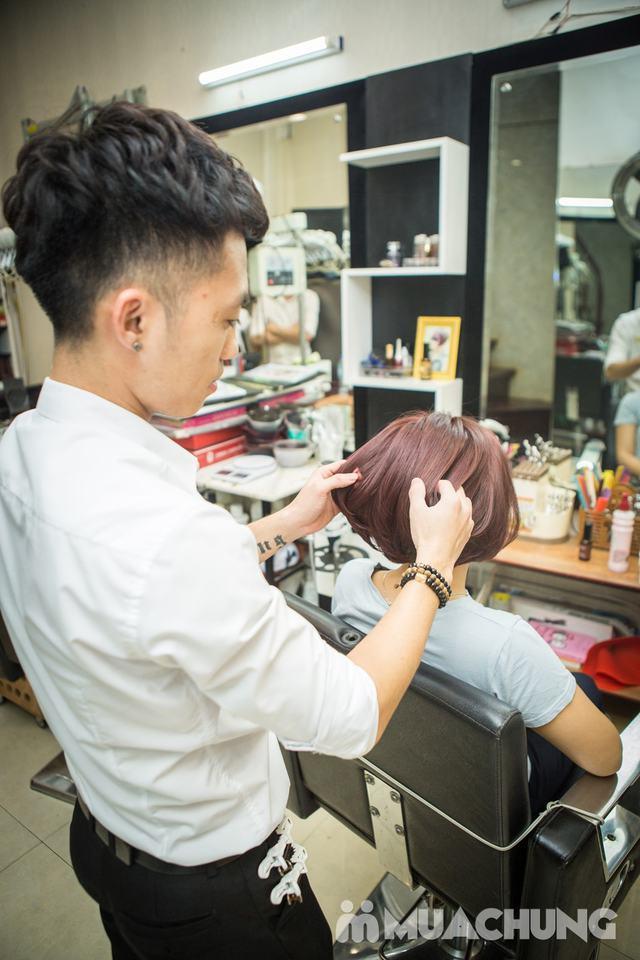 1 trong 10 dịch vụ làm tóc Tặng phủ bóng tóc tại Nhung Tresses Hair Salon - 3