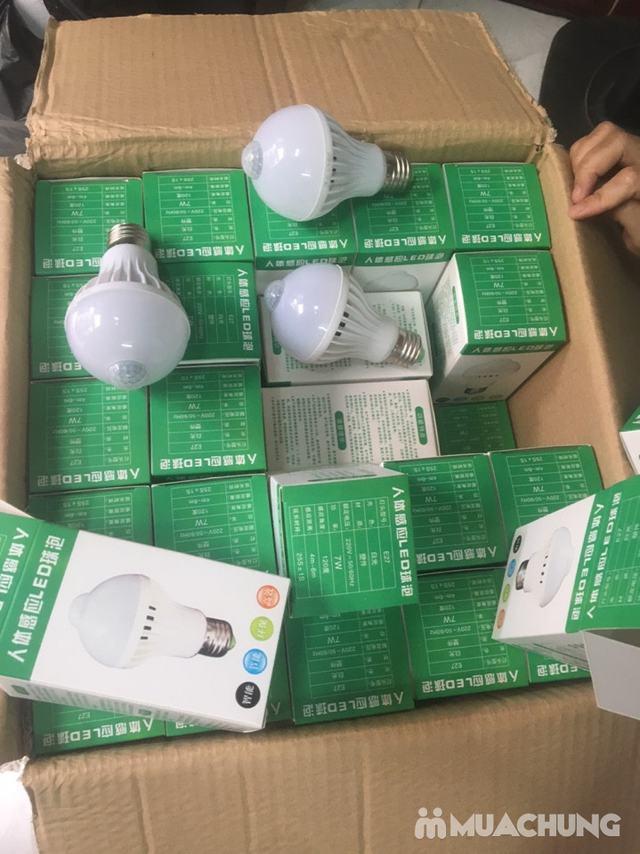 Bóng đèn LED cảm ứng chuyển động - 2