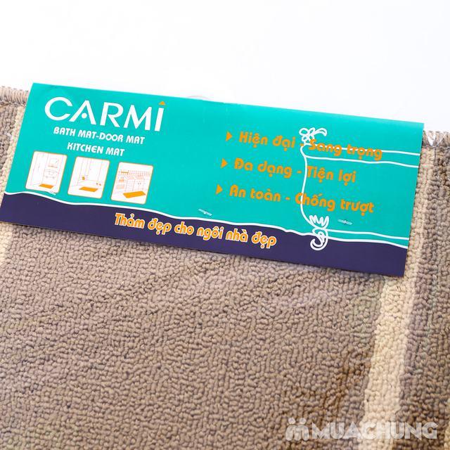 Thảm lau chân sợi P.P chống bám bụi - TH Carmi - 10