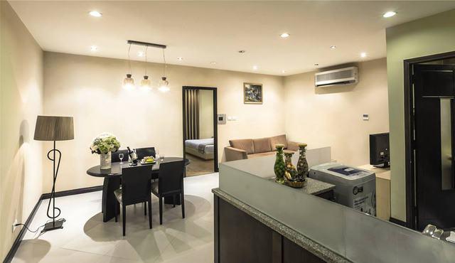 Vĩnh Trung Plaza 4* Đà Nẵng - Căn hộ 01 phòng ngủ sang trọng - 3