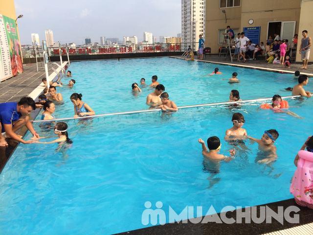Vé bơi 5 lượt người lớn - Bể ngoài trời The Light - 4