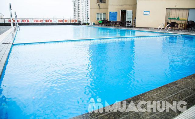 Vé bơi 5 lượt người lớn - Bể ngoài trời The Light - 6