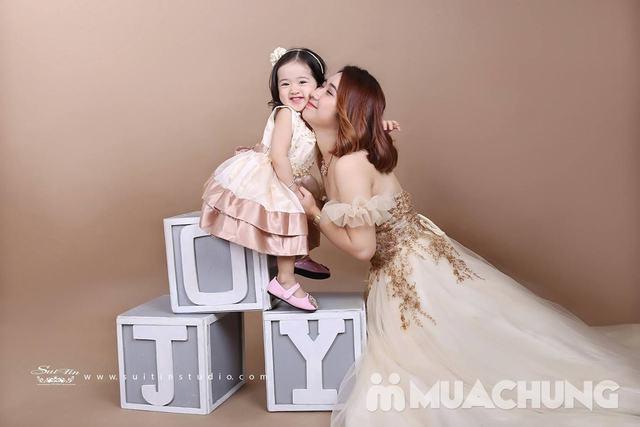 Gói chụp ảnh cho bé & gia đình tại Suitin Studio - 1