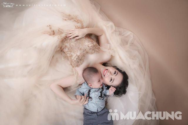 Gói chụp ảnh cho bé & gia đình tại Suitin Studio - 3