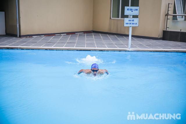 Vé bơi 2 lượt người lớn - Bể ngoài trời The Light - 1
