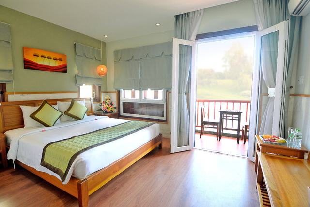 Green Heaven Resort & Spa 4* Hội An - Thiên đường xanh mát - 10