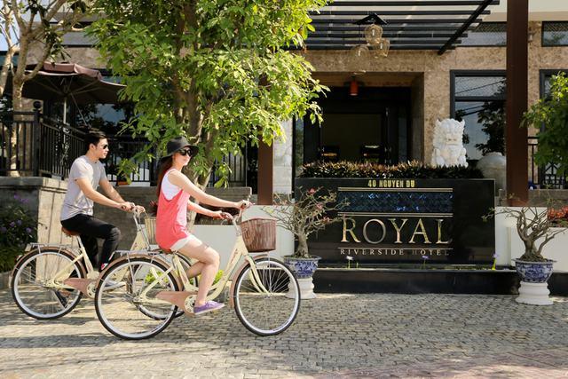 Khách sạn Royal Riverside 4* - Ngay trung tâm Phố cổ Hội An - 48
