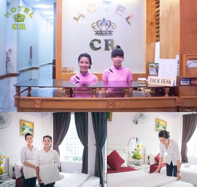 CR Hotel Nha Trang 2* 3N2D - Trung tâm khu phố Tây - 1