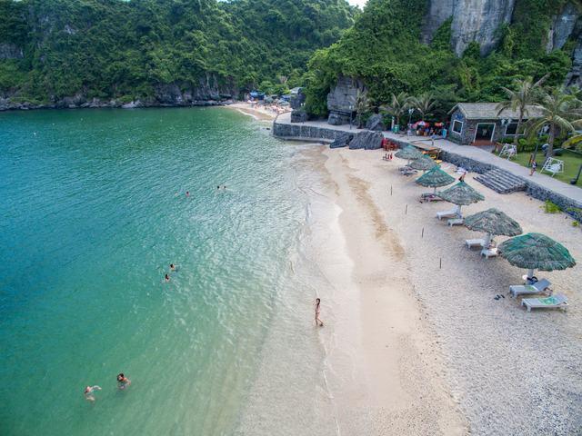 Tour Cát Bà - Vịnh Lan Hạ 2N1Đ khởi hành hàng ngày - 3