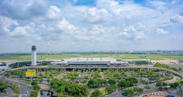 Saigon Airport Hotel - Cách sân bay Tân Sơn Nhất 850m - 1