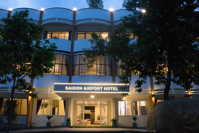 Saigon Airport Hotel - Cách sân bay Tân Sơn Nhất 850m - 8