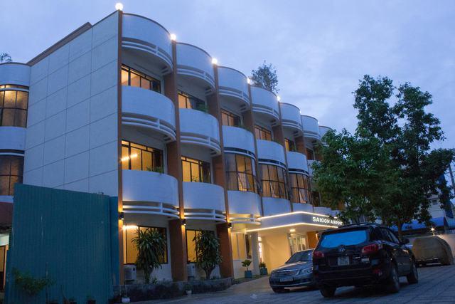 Saigon Airport Hotel - Cách sân bay Tân Sơn Nhất 850m - 7