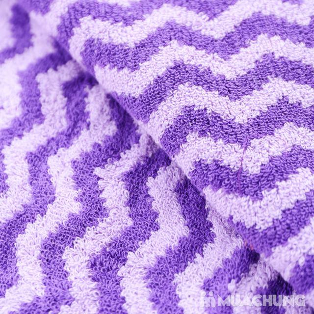 Khăn tắm Silk khổ lớn - 100% cotton tự nhiên - 3