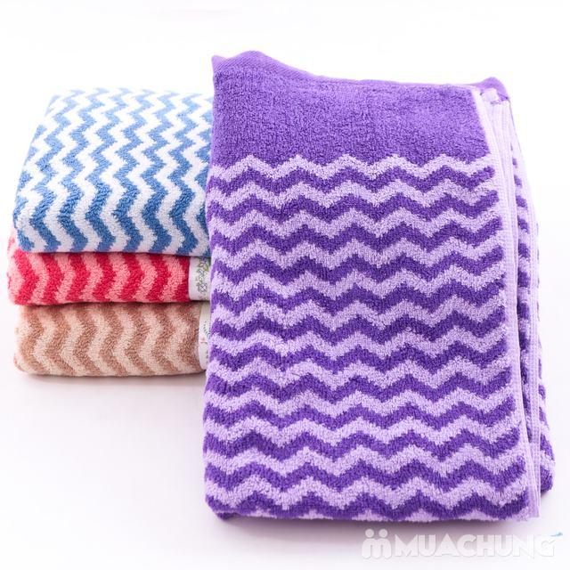 Khăn tắm Silk khổ lớn - 100% cotton tự nhiên - 7