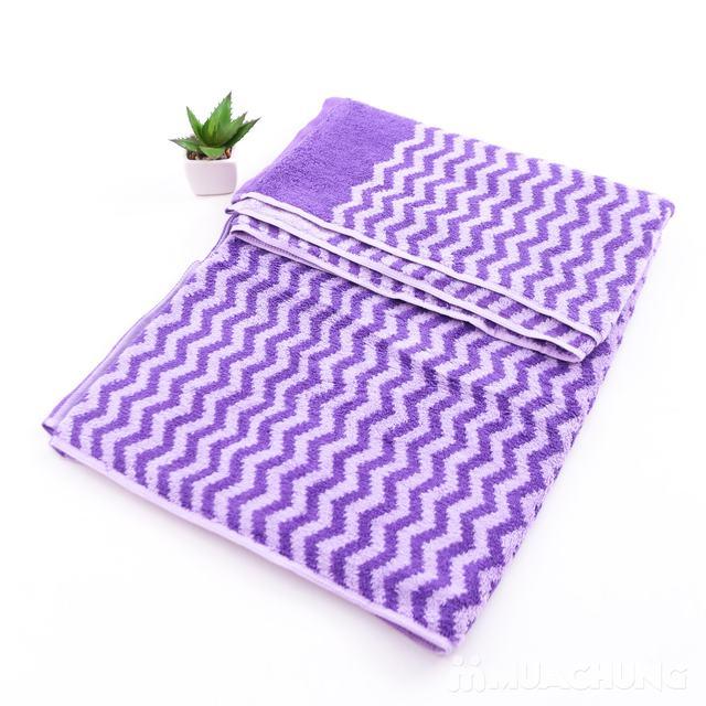 Khăn tắm Silk khổ lớn - 100% cotton tự nhiên - 9