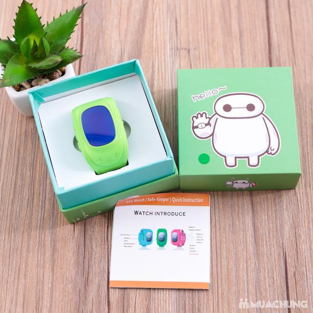 Đồng hồ điện thoại thông minh - Bảo vệ con yêu - 1