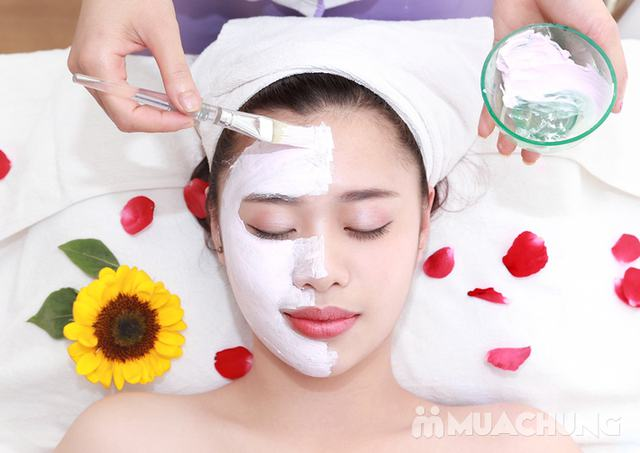 Massage body, thanh tẩy da chết & chăm sóc da mặt AHA Spa - 7