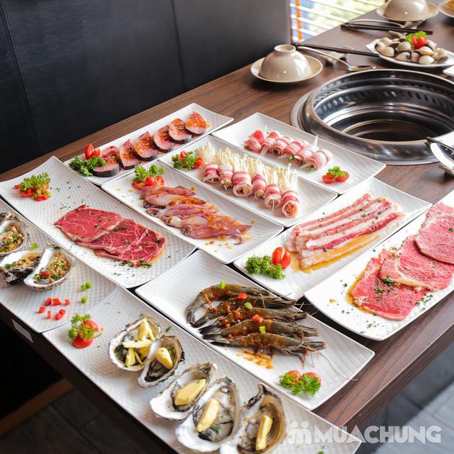 Buffet Nướng Lẩu Không Khói - Ăn Không Giới Hạn, Free Đồ Uống Tại Buffet BBQ & Hot Pot Hong Kong New - 21