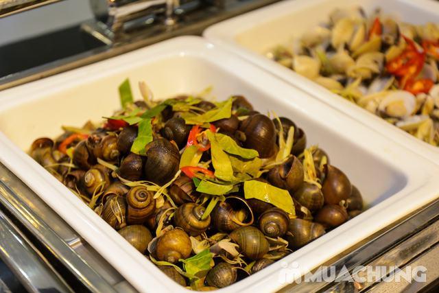 Buffet Nướng Lẩu Không Khói - Ăn Không Giới Hạn, Free Đồ Uống Tại Buffet BBQ & Hot Pot Hong Kong New - 58