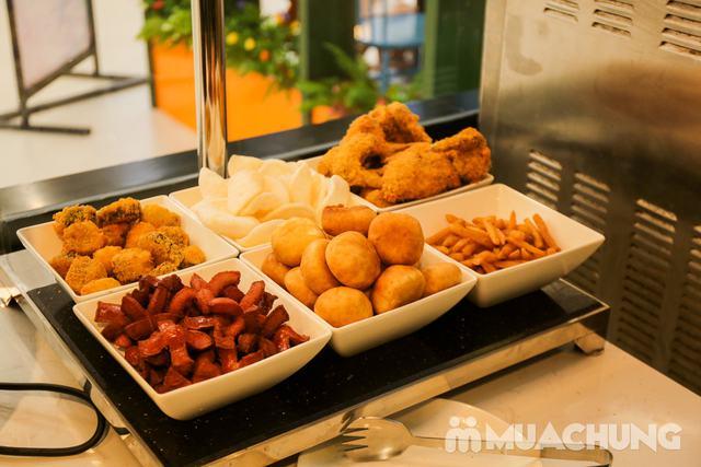 Buffet Nướng Lẩu Không Khói - Ăn Không Giới Hạn, Free Đồ Uống Tại Buffet BBQ & Hot Pot Hong Kong New - 45