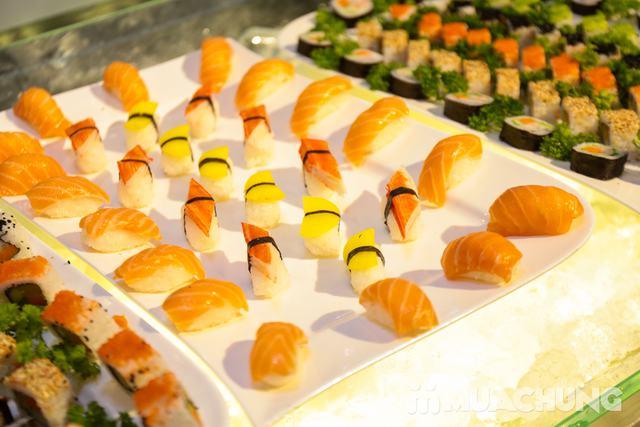 Buffet Nướng Lẩu Không Khói - Ăn Không Giới Hạn, Free Đồ Uống Tại Buffet BBQ & Hot Pot Hong Kong New - 47