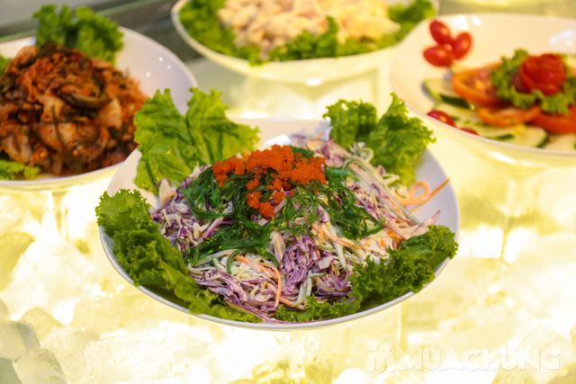 Buffet Nướng Lẩu Không Khói - Ăn Không Giới Hạn, Free Đồ Uống Tại Buffet BBQ & Hot Pot Hong Kong New - 50