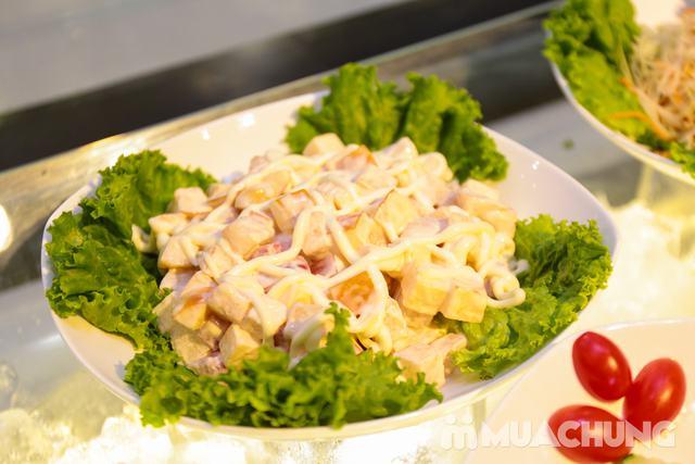 Buffet Nướng Lẩu Không Khói - Ăn Không Giới Hạn, Free Đồ Uống Tại Buffet BBQ & Hot Pot Hong Kong New - 52
