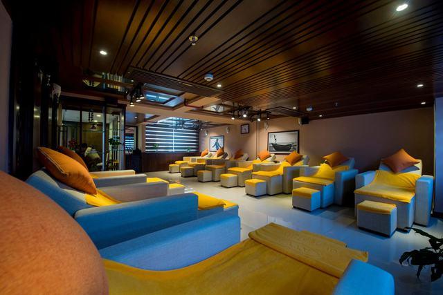 White Sand Boutique Hotel 3,5 * Đà Nẵng -  3 phút đi bộ tới biển Mỹ Khê + có hồ bơi rộng - 17