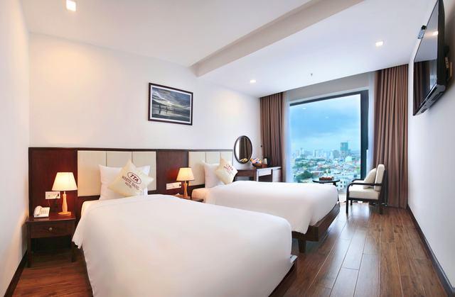 White Sand Boutique Hotel 3,5 * Đà Nẵng -  3 phút đi bộ tới biển Mỹ Khê + có hồ bơi rộng - 12