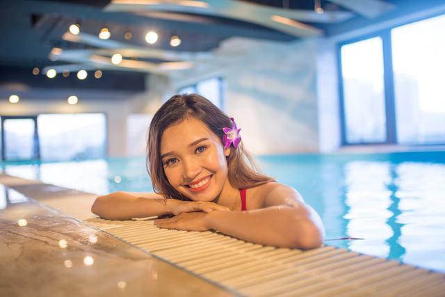 White Sand Boutique Hotel 3,5 * Đà Nẵng -  3 phút đi bộ tới biển Mỹ Khê + có hồ bơi rộng - 8