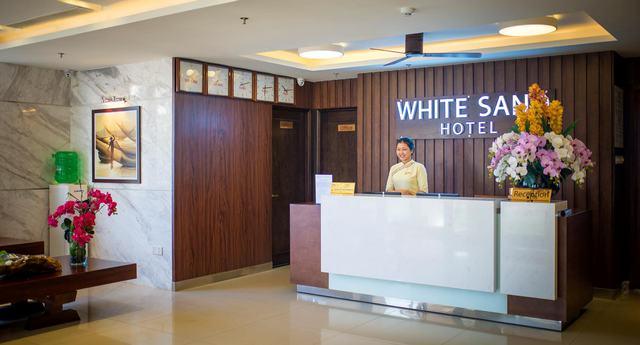 White Sand Boutique Hotel 3,5 * Đà Nẵng -  3 phút đi bộ tới biển Mỹ Khê + có hồ bơi rộng - 1