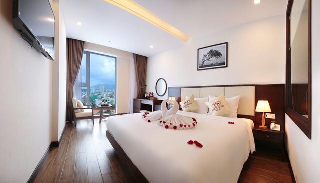 White Sand Boutique Hotel 3,5 * Đà Nẵng -  3 phút đi bộ tới biển Mỹ Khê + có hồ bơi rộng - 11