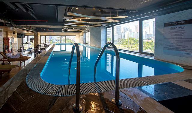 White Sand Boutique Hotel 3,5 * Đà Nẵng -  3 phút đi bộ tới biển Mỹ Khê + có hồ bơi  - 1