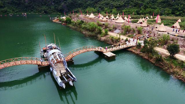 Bái Đính - Tràng An - ngôi làng KONG bí ẩn 1 ngày - 10