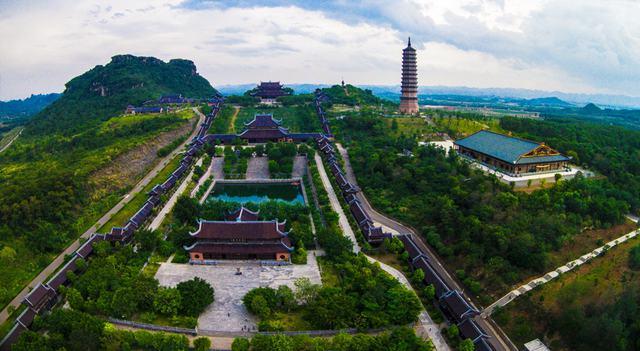 Bái Đính - Tràng An - ngôi làng KONG bí ẩn 1 ngày - 9